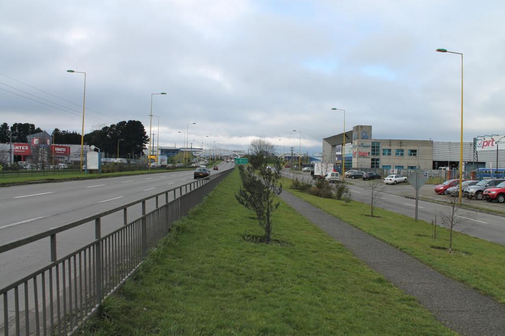 Propiedad Comercial Av. Parque Industrial