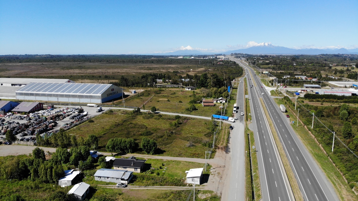 Parcelas Industriales Ruta 5 Sur