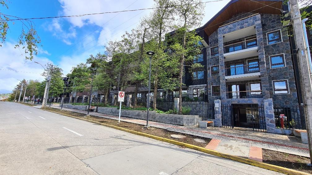 Departamento Edificio Jardines de Klenner