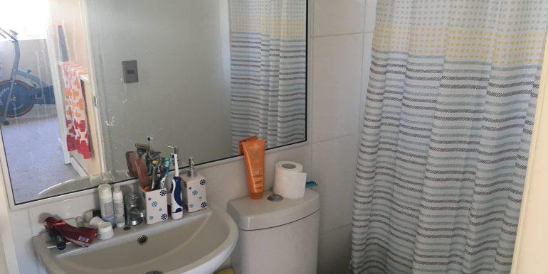 Cerro tronador baño.