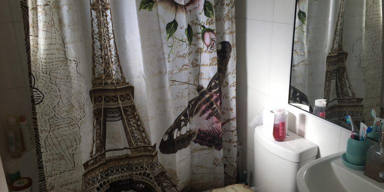 cerro tronador baño